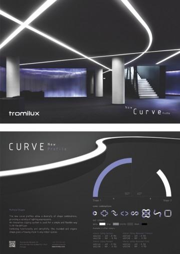 Nueva curva de perfil